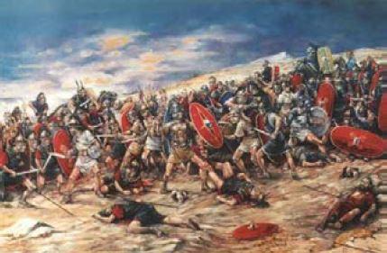 מרד היהודים ברומאים