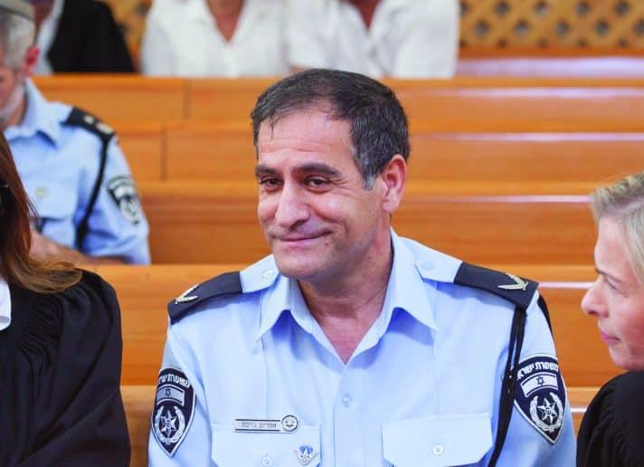 תת ניצב אפי ברכה ב בית המשפט העליון ב ירושלים