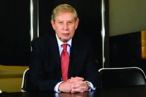 ראש המוסד לשעבר תמיר פרדו, חבר ועדת ההיגוי של 'מפקדים למען ביטחון ישראל'