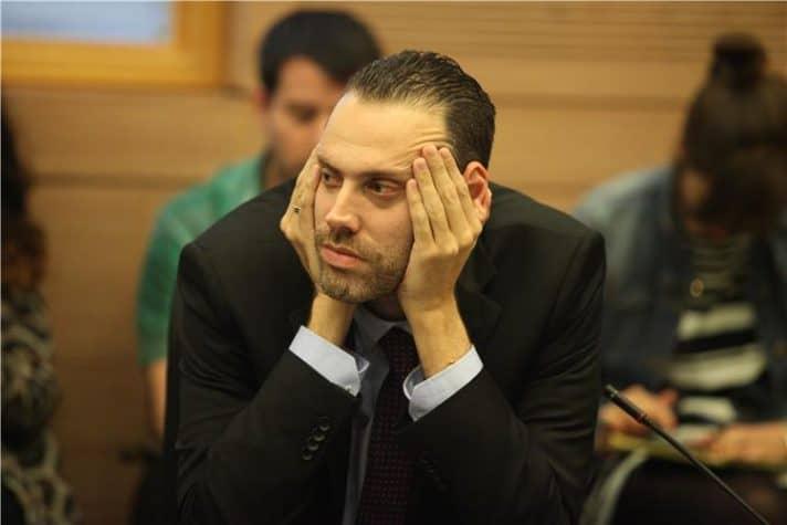 מיקי מותש // צילום: אתר הכנסת