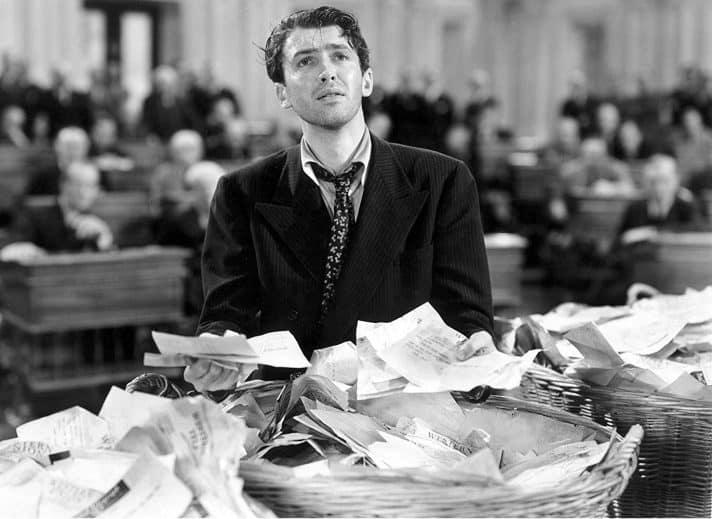 'מר סמית הולך לוושינגטון', IMDB