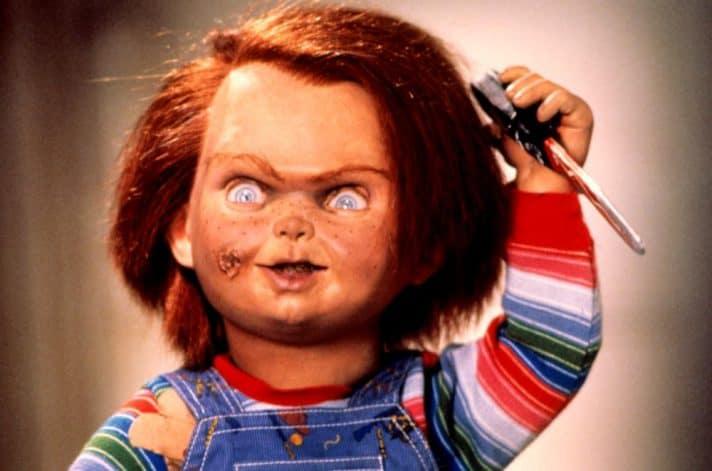 CHILD'S PLAY, Chucky, 1988