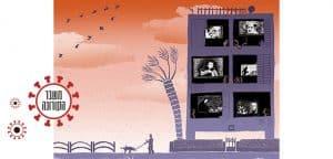 מסך נגוע // מ'החותם השביעי' ועד 'התפשטות': מסע קולנועי בעקבות סרטי מגפות // מאת רון פוגל