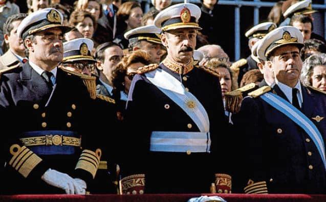 הגנרל וידלה, 197