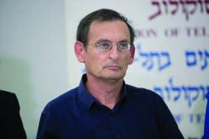 חנין, רץ ב־ 2008 // צילום: עופר וקנין, ׳הארץ׳