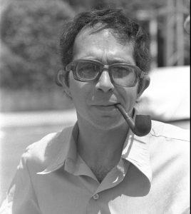 מוטי אשכנזי, 1977 // צילום: יעקב סער, לע״מ