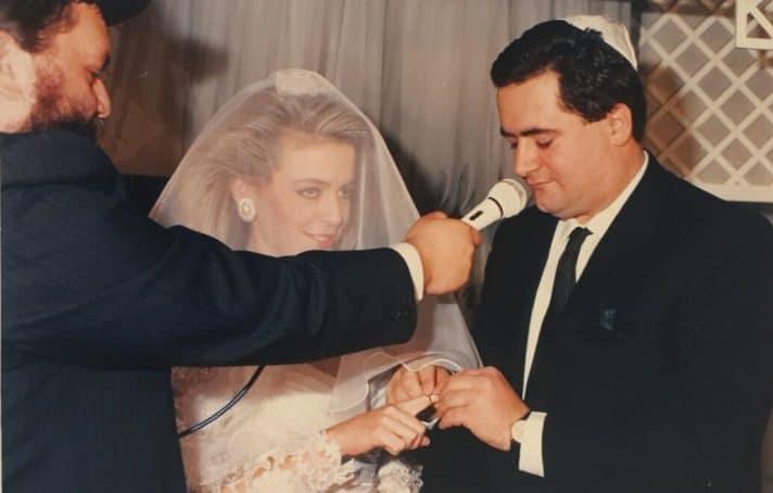 ישראל ורונית מתחתנים, 1989