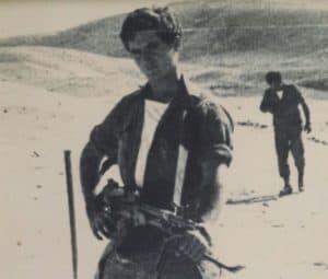 חייל בצנחנים, 1973