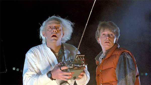 'בחזרה לעתיד', 1985