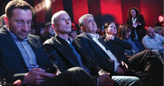 הוועידה האחרונה, ינואר השנה // צילום: עופר וקנין, ׳הארץ׳