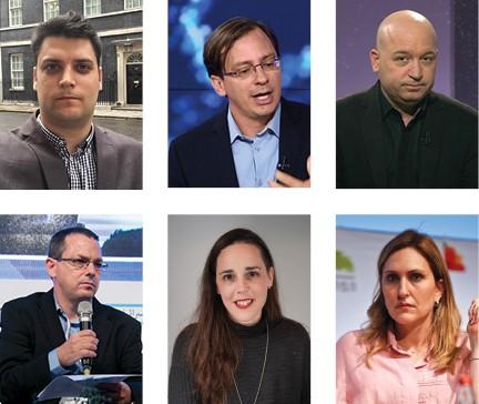 מואב ורדי, נדב איל, אלעד שמחיוף, קרן מרציאנו, רוני לינדר, עמוס הראל