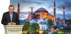 איה סופיה ושובם של העות'מאנים // על החלומות האימפריאליים־דתיים של ארדואן // מאת אורן נהרי