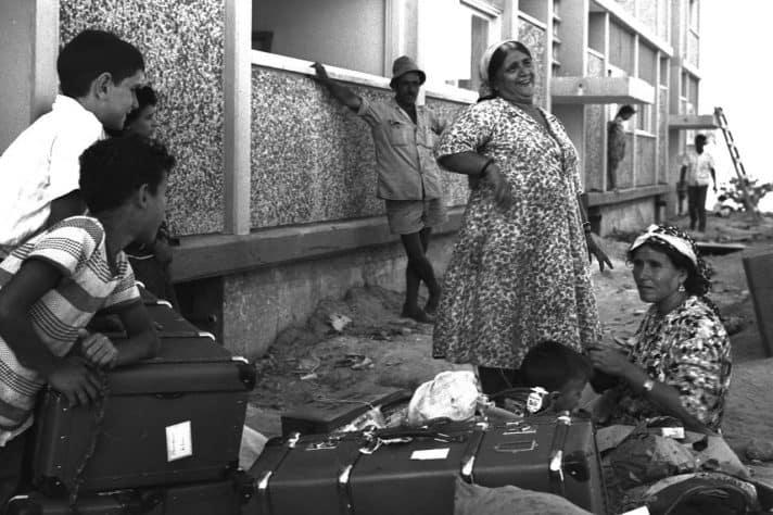 מעברת אופרים 1963, משה פרידן, לעמ