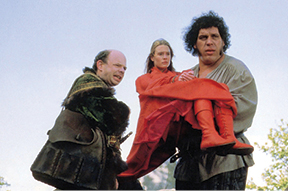 'הנסיכה הקסומה', 1987