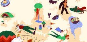 אל ארצות הדמיון: מקורות ארצות הפנטזיה של הסופרים הגדולים שהסעירו את ילדותנו // מאת אורן נהרי