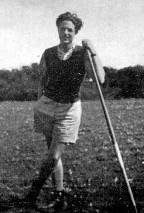ג'ורג' סורוס ב־1946