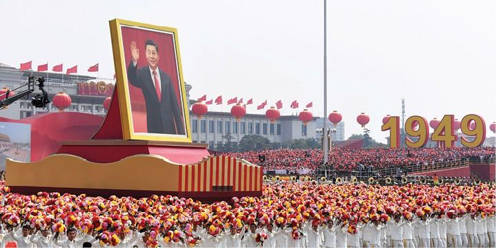 בייג'ינג, 2019 צילום Greg Baker, AFP via Getty Images IL