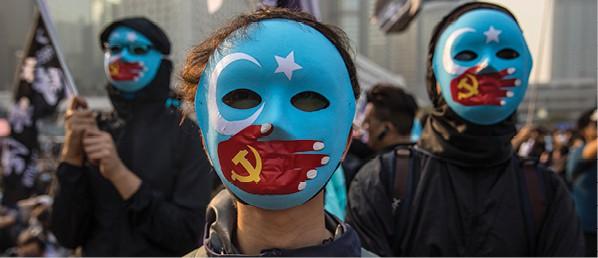 הפגנה בהונג קונג נגד חוק ההסגרה לסין צילום Dale De La Rey, AFP via Getty Images IL