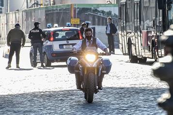 הסט של ׳משימה בלתי אפשרית 7׳ צילום Roma, MEGA, GC Images