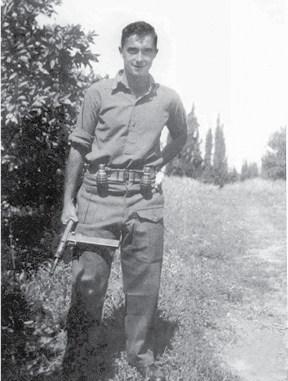 """שרון 1948 // צילום ארכיון צה""""ל"""