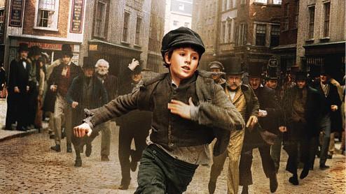 הסרט ׳אוליבר טוויסט׳, 1985