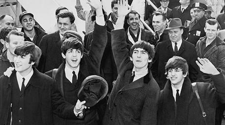 הביטלס באמריקה, 1964 צילום United Press International, ויקיפדיה