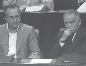 שמיר וארנס, 1983 צילום חנניה הרמן, לעמ