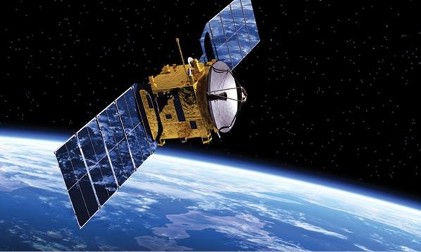 לוויין תקשורת, 2020 // צילום: NASA