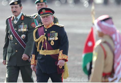 יציבות מרשימה בתוך הטלטלה. עבדאללה מלך ירדן
