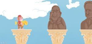 הנשיא האחרון // מויצמן עד ריבלין: קווים לדמויותיהם של האזרחים מספר 1 // מאת אמיר אורן