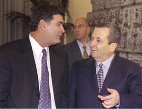 ברק ורמון, 2000 צילום יעקב סער, לע״מ