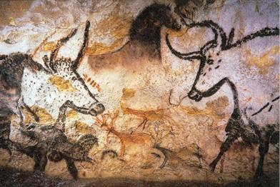 הציורים במערת לאסקו צילום Prof saxx