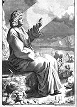 לוקרטיוס ציור של מייקל בורגרס