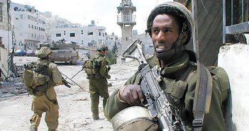 צהל נלחם בשכם בחומת מגן 2002, דוצ