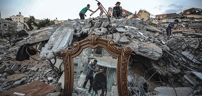 צילום: Ali Jadallah, Anadolu Agency via Getty Images