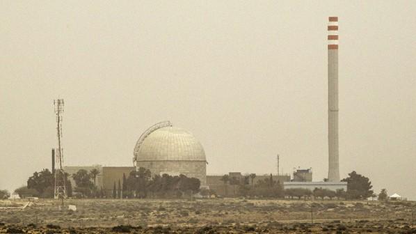 הכור בדימונה. ישראל כחשודה מתמדת // צילום: Jack Guez, AFP via Getty Images