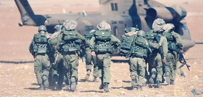 לוחמים במלחמת לבנון השנייה. החזית הסורית נותרה בחוץ // צילום: דובר צה
