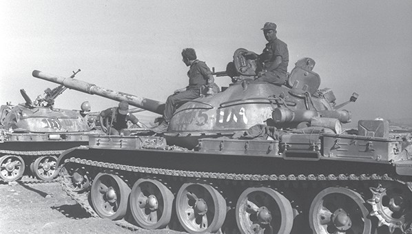 """כוחות צה""""ל ברמת הגולן, מלחמת יום הכיפורים. הרוגים רבים שניתן היה למנוע? // צילום: גד בינטר, לע״מ"""