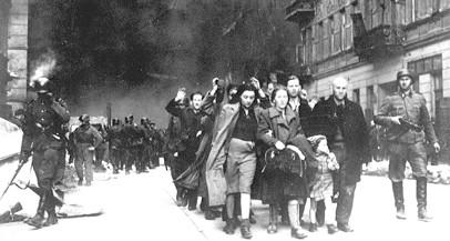 דיכוי המרד בגטו ורשה