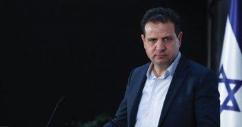 ח כ איימן עודה צילום אוהד צויגנברג, הארץ'