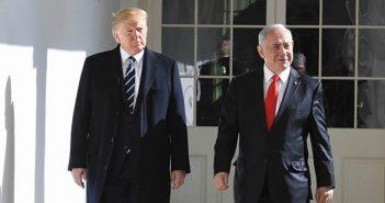 "תניהו עם טראמפ // צילום: קובי גדעון, לע""מ"